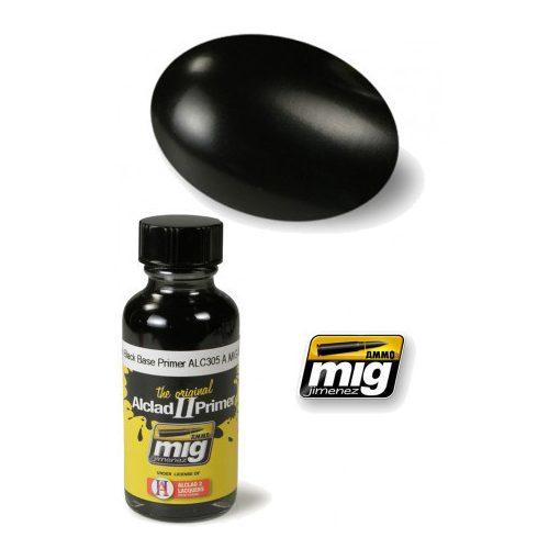 A.MIG-8210 GLOSS BLACK BASE PRIMER ALC305