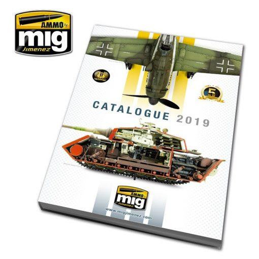 A.MIG-8300 - 2019 AMMO 2019 katalógus - AMMO CATALOGUE