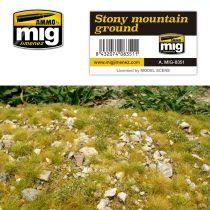 A.MIG-8351 Köves hegyi talaj - STONY MOUNTAIN GROUND