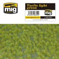 A.MIG-8354 Világoszöld gyep - TURFS LIGHT GREEN