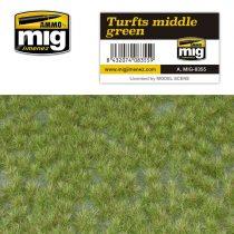 A.MIG-8355 Közepes zöld gyep - TURFS MIDDLE GREEN