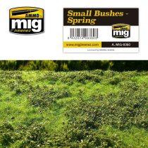A.MIG-8360 Kis tavaszi bokrok - SMALL BUSHES – SPRING