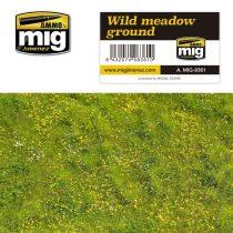 A.MIG-8361 Vad Mezei Talaj - WILD MEADOW GROUND
