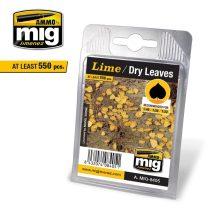 A.MIG-8405 Hárslevél, száraz - LIME - DRY LEAVES
