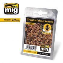 A.MIG-8408 Trópusi levelek - TROPICAL LEAVES