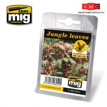A.MIG-8452 Dzsungel levelek - JUNGLE LEAVES
