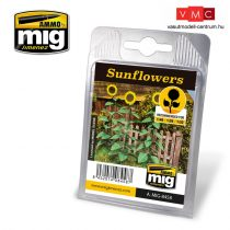 A.MIG-8458 Napraforgók - SUNFLOWERS