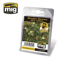 A.MIG-8460 Mezei Virágok - MEADOW FLOWERS MIX COLORS