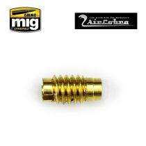 A.MIG-8640 Inner Seal Screw and PTFE Needle Bearing az AirCobra Festékszóróhoz