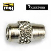 A.MIG-8645 Needle locking nut az AirCobra Festékszóróhoz