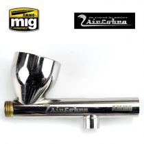 A.MIG-8647 Gravity feed airbrush body az AirCobra Festékszóróhoz