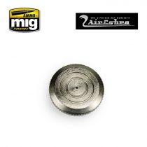 A.MIG-8653 Metal color cup lid az AirCobra Festékszóróhoz