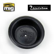 A.MIG-8662 PVC color cup lid az AirCobra Festékszóróhoz