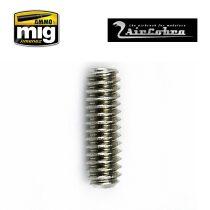 A.MIG-8664 Finger - Thumb rest set screw az AirCobra Festékszóróhoz