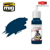 AMIGF518 MARINE BLUE