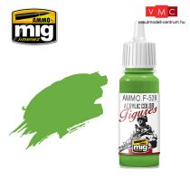 AMIGF528 PURE GREEN