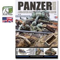 AMIGPANZ-0050 PANZER ACES Nº50 ALLIED FORCES SPECIAL ENGLISH