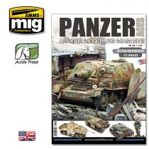 AMIGPANZ-0053 PANZER ACES Nº53 (SPECIAL BALKENKREUZ - 72 pages) ENGLISH