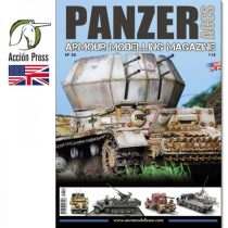 AMIGPANZ-0058 PANZER ACES Nº58 ENGLISH