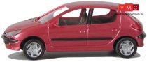 AWM 0289 Peugeot 206, 5-ajtós / színvariáció - metál színben