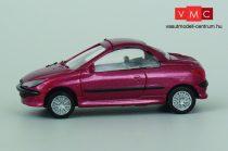 AWM 0309 Peugeot 206 Coupé / színvariáció - metál színben