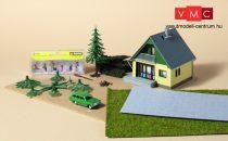 Auhagen 10001 Családi ház kezdőcsomag, kiegésztőkkel