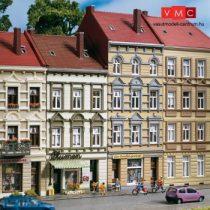 Auhagen 11392 Emeletes városi sorház, Schmidtstraße 13/15 (H0)