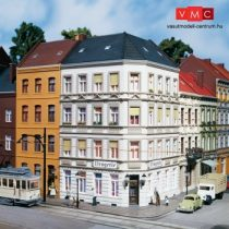 Auhagen 11398 Emeletes városi sarokház, Schmidtstraße 25 (H0)