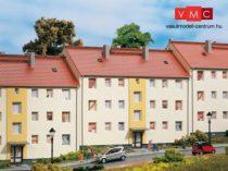 Auhagen 11402 Városi modern emeletes sorház (H0)