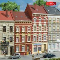 Auhagen 11417 Emeletes városi sorház, Schmidtstraße Nr. 27/29 (H0)