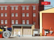 Auhagen 11427 Trafóállomás kiegészítőkkel (H0)