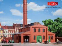 Auhagen 11431 Ipari hőerőmű kéménnyel (H0)