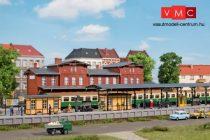Auhagen 11452 Vasútállomási kiegészítők (H0)