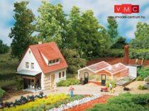 Auhagen 12235 Kertészet üvegházakkal