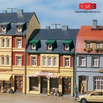 Auhagen 12248 Városi sorház, húsbolt (H0/TT)