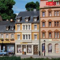 Auhagen 12253 Városi sorház 4 (H0/TT)