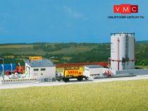 Auhagen 12264 Üzemanyagtároló álló tartállyal