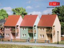 Auhagen 13273 Három modern sorház