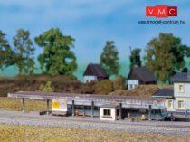 Auhagen 14459 Állomási fedett peron (N)