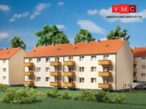 Auhagen 14472 Modern emeletes sorház, 2 db