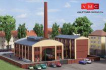 Auhagen 14475 Gyárépület kéménnyel (N)