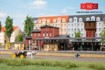 Auhagen 14484 Vasútállomási kiegészítők (N)