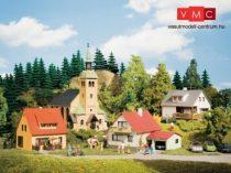 Auhagen 15201 Templom és környéke készlet Waldkirchen (H0/TT)
