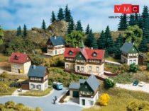 Auhagen 15302 Falu központ készlet, 6 db ház