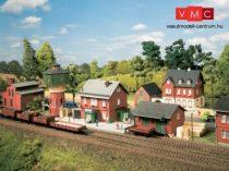 Auhagen 15304 Vasútállomás kezdőkészlet Neschwitz
