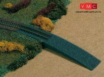 Auhagen 41198 Vasúti töltés habszivacsból (H0)