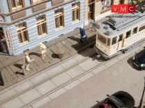 Auhagen 41617 Betonlapok sínek közé, villamossínhez (H0)