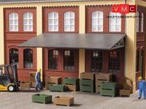 Auhagen 41632 Szállítóládák - 16 db barna, 16 db zöld (H0)
