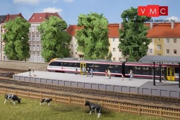 Auhagen 41634 Állomási peron (H0)