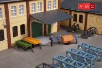 Auhagen 41642 Ipari utánfutó-készlet (3 db) (H0)